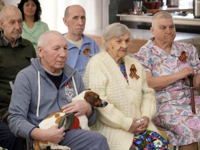Дом престарелых в Марьино