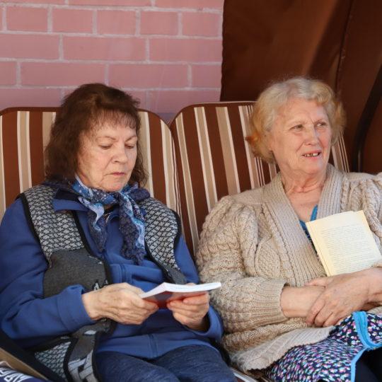 Дом престарелых в Люберцах