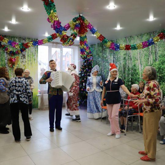 Дом престарелых в московской области