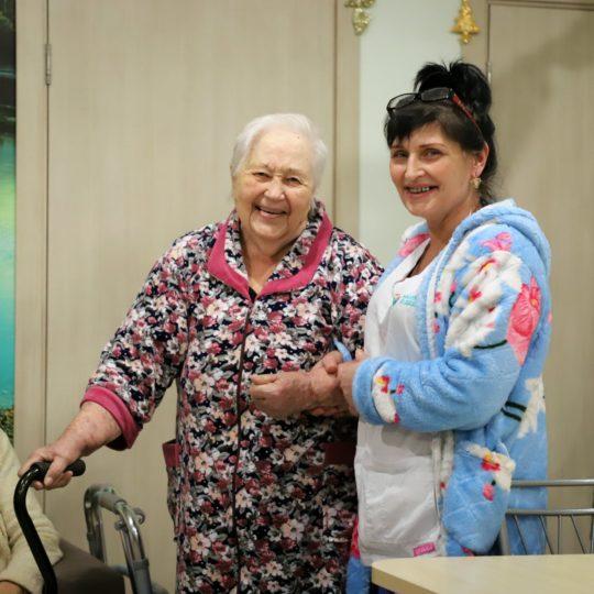 Дом престарелых московская область