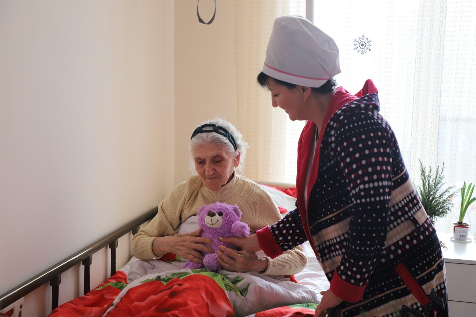 Пансионаты для пожилых