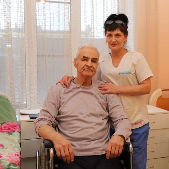 Пансионаты для пожилых в Москве и подмосковье
