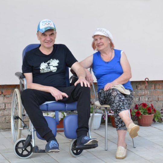 Пансионат для пожилых Лосиный остров