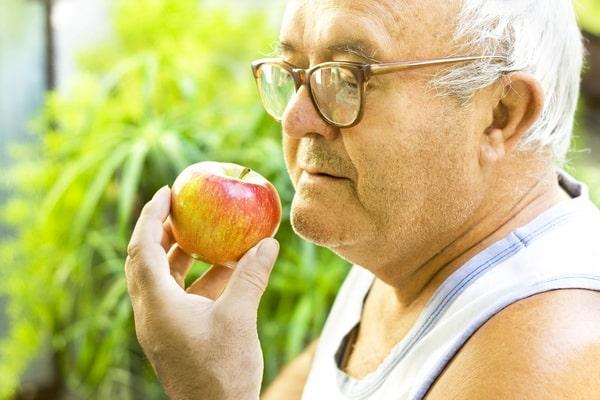 Рациональное питание для пожилых