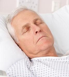 после инсульта много спит