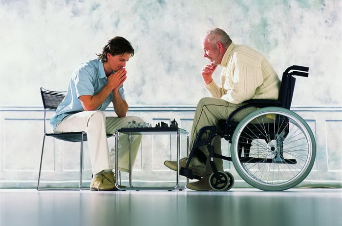 Частные дома интернаты для престарелых и инвалидов