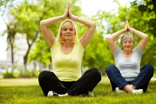 дыхательная гимнастика при бронхите для пожилых