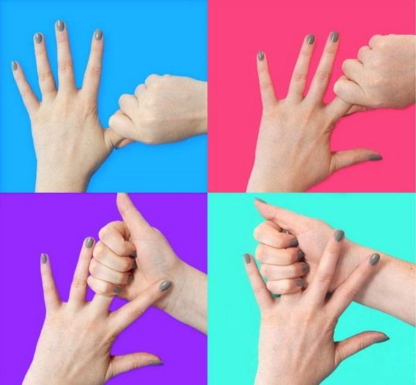 гимнастика для пальцев пожилых людей