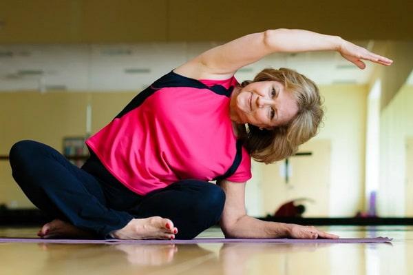 Гимнастика в пожилом возрасте
