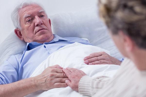 Хоспис для лежачих постинсультных