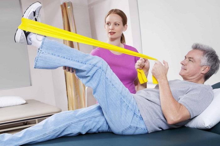 какие физические нагрузки возможны после инсульта