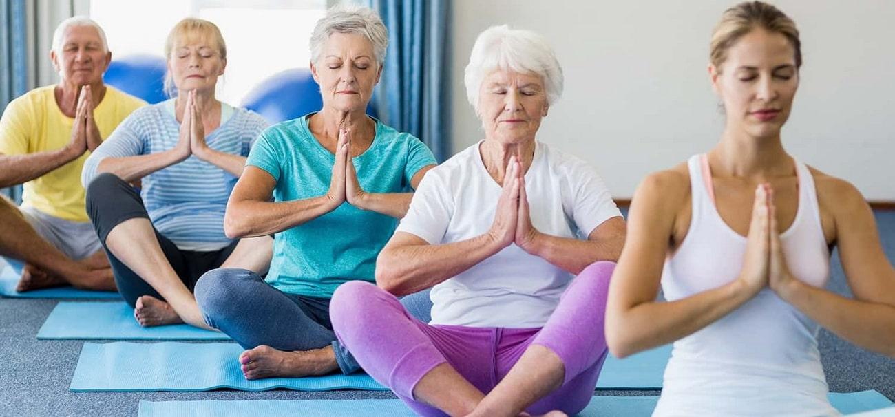 Какую пользу старикам приносит дыхательная гимнастика