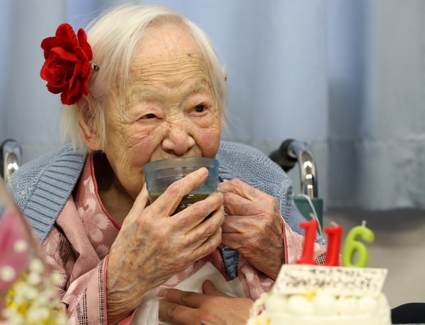 Продолжительность жизни при сенильной деменции