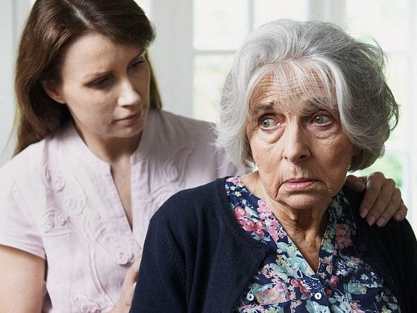 Симптомы старческого маразма