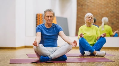 упражнений для пожилых