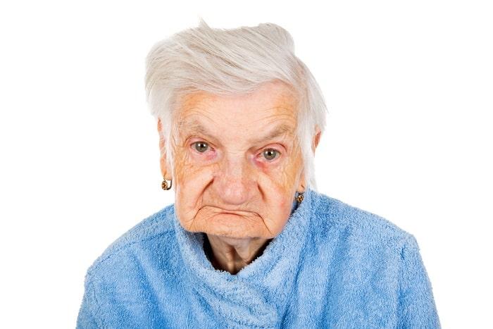 Заболевание деменция