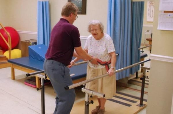 Уход за больными после перелома