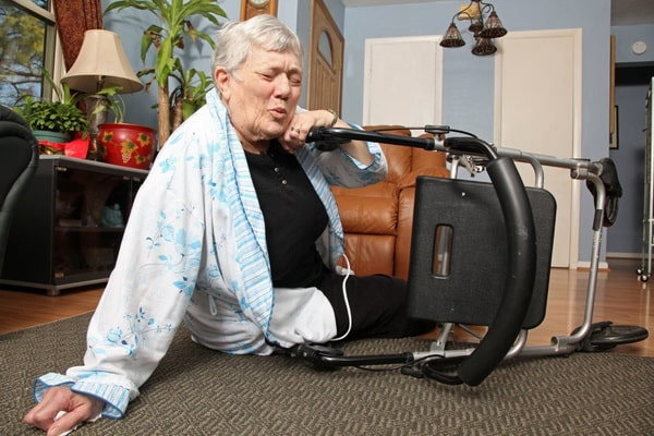 риск переломов в пожилом возрасте