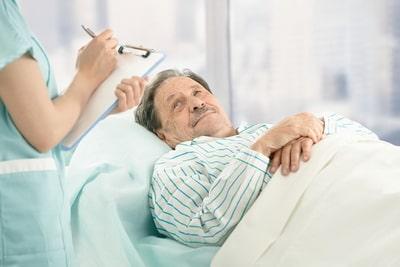 Социальная служба для лежачих больных