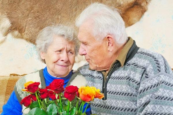 уход за больными старческого возраста