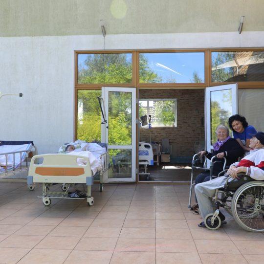 Дом престарелых в Одинцовском районе