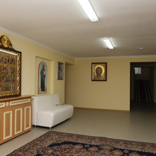 Дом престарелых при церкви