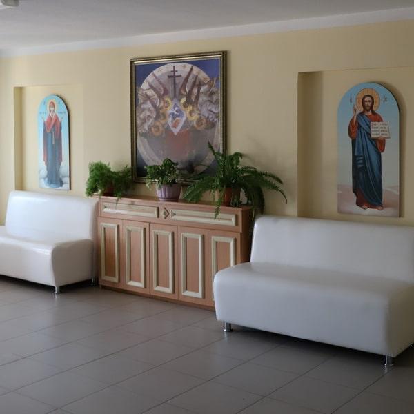 Православный дом престарелых