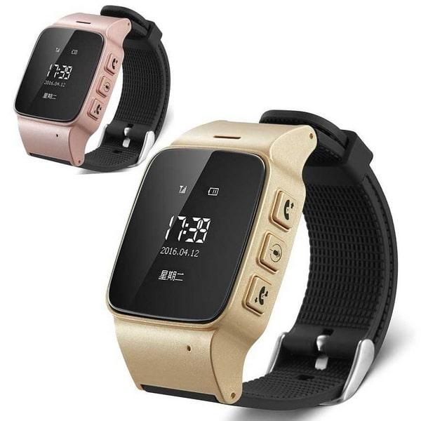 GPS часы-телефон D99