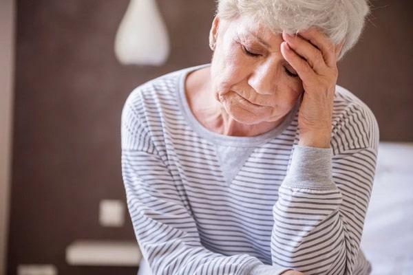 признаки депрессии после инсульта
