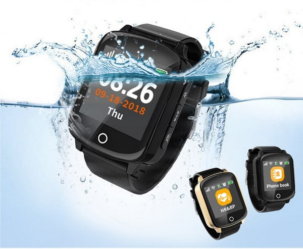 Smart GPS Watch D200