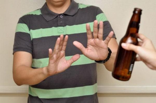Употребление алкоголя после инсульта