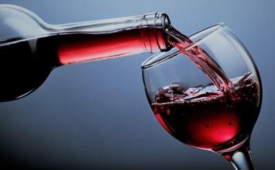 Сухое красное вино после инсульта