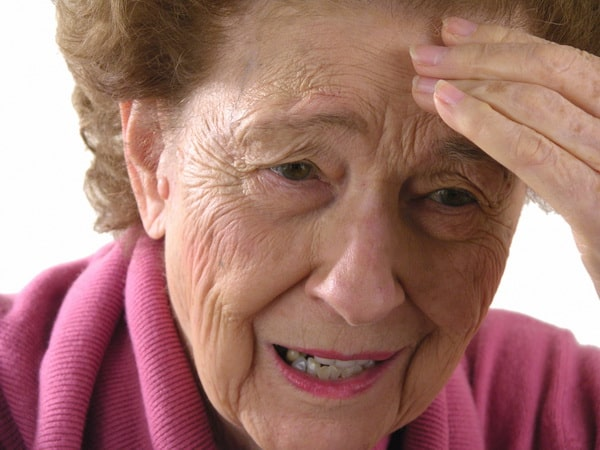 Степени тяжести деменции