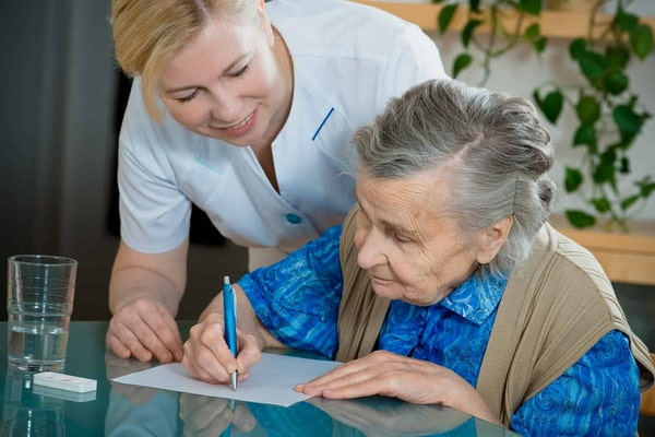 деменция — утрата навыков счета и письма