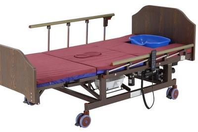 кровать для лежачих больных бесплатно