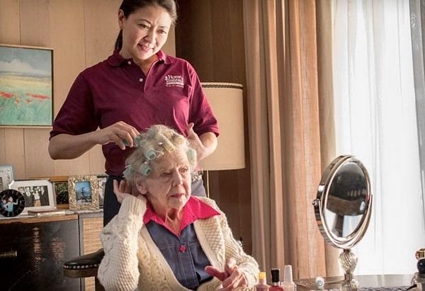 Уход за пенсионером с деменцией