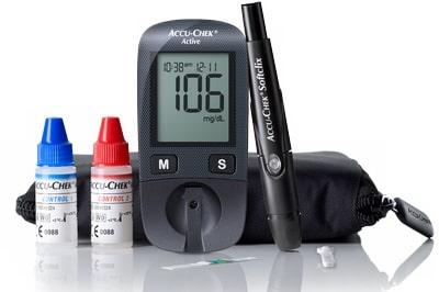 Глюкометр Accu-Check Active