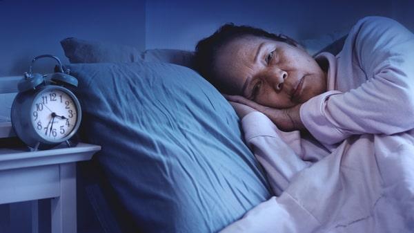 нарушения сна в пожилом возрасте