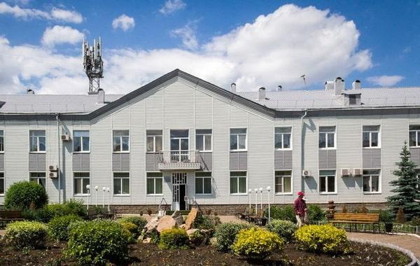 Магнитогорский дом-интернат для престарелых и инвалидов