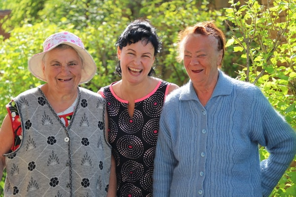Пансионат для пожилых в Перхушково