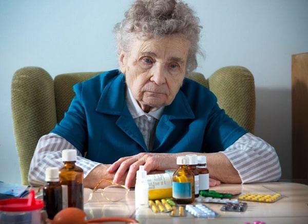Как лечится депрессия у пожилых людей