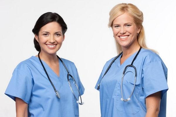 медсестры-сиделки